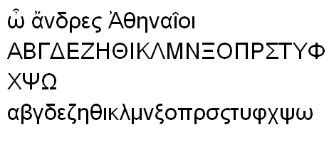 Arial Unicode MS