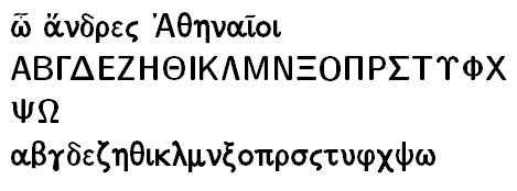 CMU Sans Serif Demi Condensed