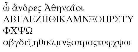 Gandhari Unicode