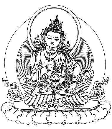 ネパール・チベットの金剛サッタ